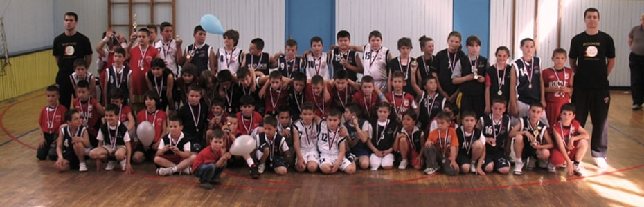 ROOKIE BASKET LIGA 2011