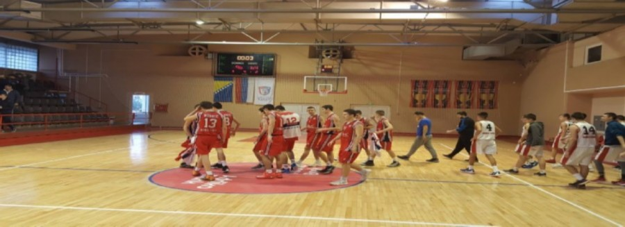 KK ROOKIE – KK ŠAMPION ALFOM 96:64